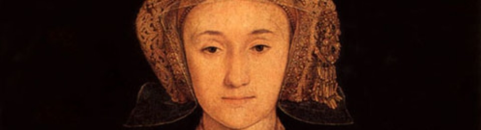 Anne of Cleves' blog